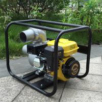 Wholesale High efficiency 4 Stroke Gasoline Water Pump , petrol engine water pump from china suppliers