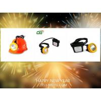 China CE / ATEX Approved Industrial Lighting Fixture , Led Coal Mining Lights AC100-240v on sale