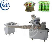 Wholesale Plastic Pillow Type Automatic Food Packing Machine Soap Sugar Stick Packaging from china suppliers