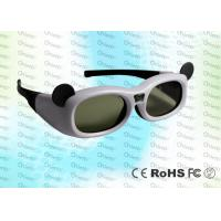 Wholesale 40 % Transmittance USB Rechargable Universal DLP Link Active Shutter 3D Glasses from china suppliers
