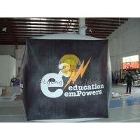 Wholesale Reusable durable PVC cube balloon with Full digital printing for Opening event from china suppliers