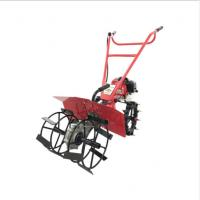 China WS-140F Gasoline Petrol Power Agriculture Garden Tiller on sale