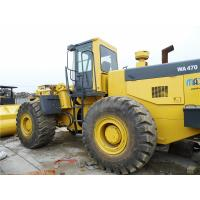 Wholesale Used Komatsu WA470-3 Front Wheel Loader For Sale from china suppliers