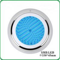 IP68 Wall Mounted Extra Flat Resin Filled Led Underwater Light for Swimming Pool