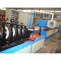 Buy cheap High Impact Wire And Cable Machinery , Production Line For Corrugation Sheath from wholesalers