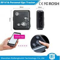 Wholesale Key chain personal gps tracker kids old people reachfar rf-v16 from china suppliers