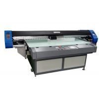 Wholesale Universal UV Flatbed Printer 220V With Double DX7 Printhead from china suppliers