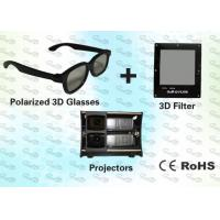 Wholesale 3D Polarized Glasses with Trolley and 3D Projector for Museum from china suppliers
