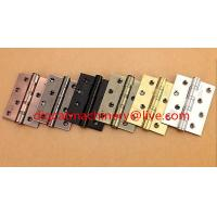 Buy cheap 2 inch to 5 inch good quality SS stainless steel hinge for windows and doors from wholesalers