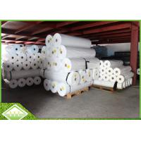 Wholesale 75gsm Spunbond Non Woven Polypropylene Fabric For Mattress Strong Strength from china suppliers