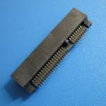 Wholesale 52 pin H=5.2mm mini pci-e socket,mini cpi connector- black from china suppliers