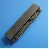Buy cheap 52 pin H=5.2mm mini pci-e socket,mini cpi connector- black from wholesalers