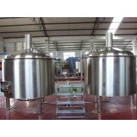 Wholesale Wheat Malt Barley Microbrewery Equipment Small Brewing Systems 300L 400L from china suppliers