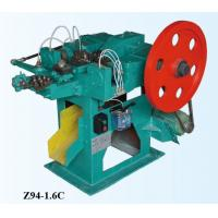 Automatic High Speed Low Noise Nail Machinery Factory Sales Low Price