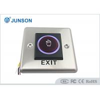Buy cheap Three Contact Output Door Exit Switch JS-H1 For Access Control System from wholesalers