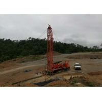 Buy cheap 120KW 30T 450m Truck Drilling Machine from wholesalers