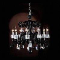 Wholesale Crystal Chandelier with 8 Lights, Measures 600 x 650mm from china suppliers