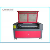 Wholesale 100W Water Cooling Plastic Cnc Laser Cutting Machine 1610 With CE FDA from china suppliers