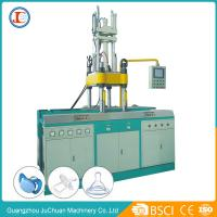 Wholesale Baby Nipple Liquid Silicone Injection Molding Machine Save Raw Rubber Material from china suppliers