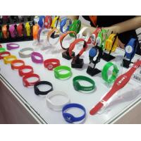 Wholesale China Manufacturer Hot Selling Custom Silicone Wristband With Chip from china suppliers