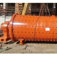Wholesale Mining Limestone Powder Rotary Dry 20mm Cement Ball Mill Machine from china suppliers