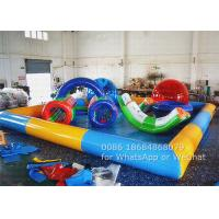 Professional inflatable square swimming pool inflatable Square swimming pools for sale