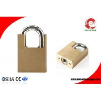 Buy cheap Universal Security Brass padlock Warehouse Dormitory compartment Outdoor from wholesalers
