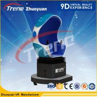 Wholesale 360 Degree Dynamic Virtual Reality 9D Cinema Ride Motion Seats 220V 1.5 KW from china suppliers