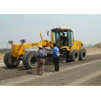 China 190HP Construction Grader Machine , Road Making Machine  Small Motor Grader on sale