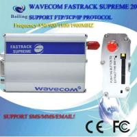 Wholesale RS232 wavecom fastrack supreme 20 sms modem from china suppliers