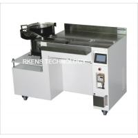 Wholesale Nylon Tie Cable Tie Machine , 0.75kw Cable Bundling Machine Good Stability from china suppliers