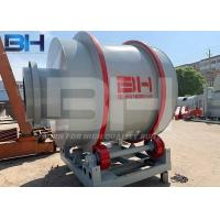 Wholesale Compact Three Pass Industrial Sand Dryers With Energy Saving Clamp Structure from china suppliers