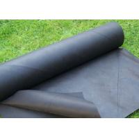 Wholesale Virgin PP Spunbond Non Woven Weed Control Fabric / Garden Weed Barrier Cloth from china suppliers