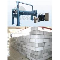 Cement Autoclaved Aerated Concrete Production Line AAC Block Making Plant