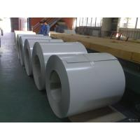 OEM Green / White Painted Steel Coil 0.18-1.6mm Thickness For Writing Broad
