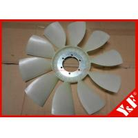 Wholesale R210-5 Hyundai Excavator Cooling Fan Blade for D6BT Engine 620-108-128-6T10 6 Holes 10 Blades from china suppliers