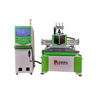 Buy cheap 1325 ATC 4 Axis Cnc Router Engraving Machine Heavy Duty Body Structure from wholesalers