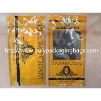 Wholesale Plastic Cigarettes Cigar Humidor Bags With Hanger Hole Personalized Style from china suppliers