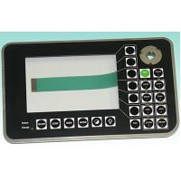 Waterproof 3m Adhesive PCB Membrane Switch Keypad For Electronic Reading Machine