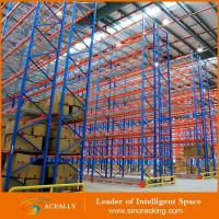 Wholesale Heavy Duty Selective Pallet Racking from china suppliers