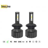 China Waterproof H7 Led Replacement Headlight Bulbs 36w IP67 6000K L1S Constant Current on sale