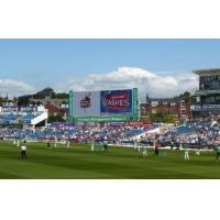 Buy cheap High Resolution IP68 Stadium LED Display ,  Outdoor Full Color P8 LED Screen from wholesalers