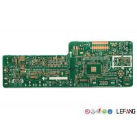Metal Core PCB Double Layer , Fr4 Custom PCB Board For Signal Transmission