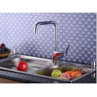 China Fashion design tub faucet kitchen sink faucet Single handle water faucet on sale