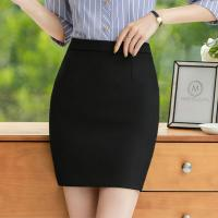 Wholesale Business Suit Skirt For Summer Office Ladies Business Suit Black Office Pencil Skirt For Women from china suppliers