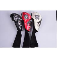 Quality golf wood headcover & Wood head for sale