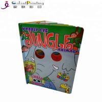 Wholesale A4 A5 A3 Paper Printing Services Kids Board Books Glue / Sewing Binding from china suppliers