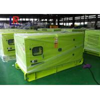 Wholesale CE Certificate 20kVA - 1000kVA Silent Diesel Generator Set with Smartgen Controller from china suppliers