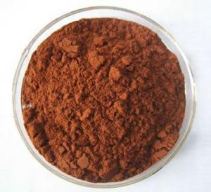 China Chinese Herbal Epimedium Extract , 98% Icariin CAS NO. 489-32-7 on sale