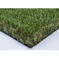 Wholesale Green S Shape Luxury Artificial Lawn Grass 50mm Non Glossy For Homes Yard from china suppliers